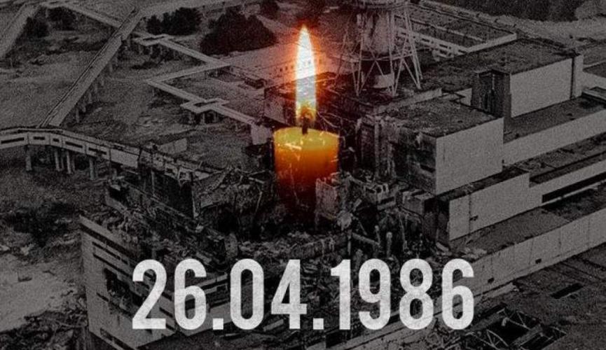 Україна вшановує ліквідаторів Чорнобильської катастрофи