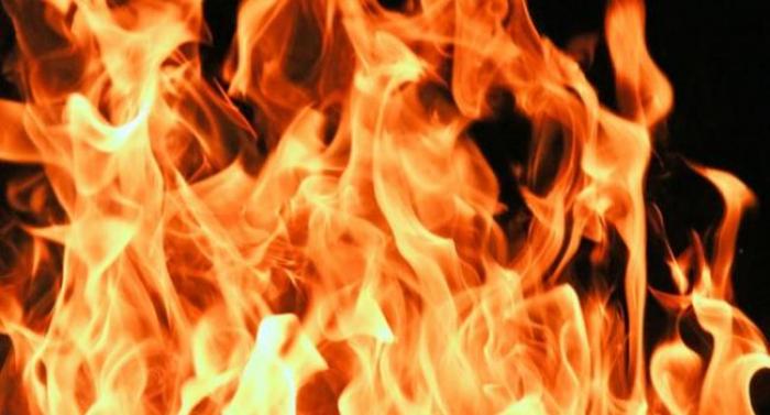 Закарпатець отримав опіки під час пожежі у будинку