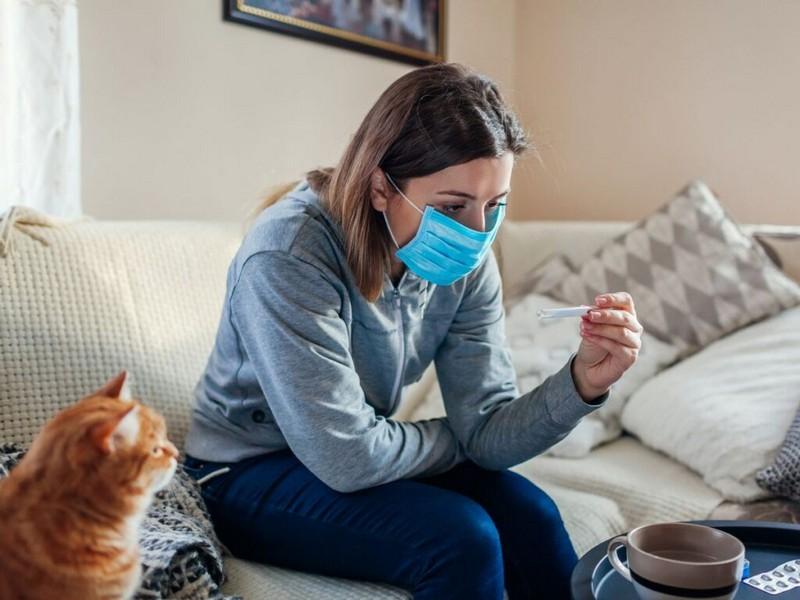 Темпи поширення коронавірусу в Україні йдуть на спад