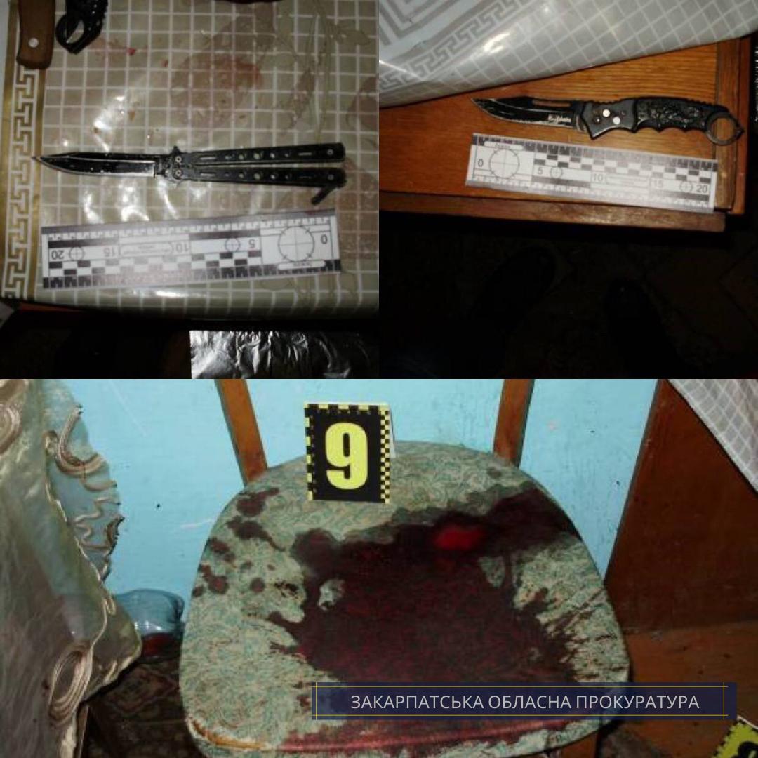 У селі на Мукачівщині чоловік вбив співмешканку: тепер він постане перед судом