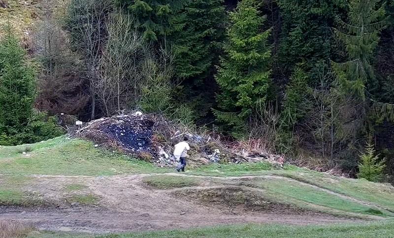 В Чехії навіть недопалок не викине: вчинок закарпатця у Міжгір'ї обурив краян