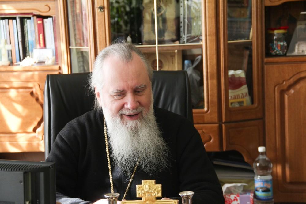 """""""Сповідь єднає людину з Христом"""", – Митрополит Мукачівський і Ужгородський Феодор"""