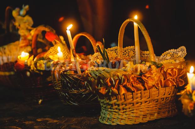 Опубліковано графік Пасхальних богослужінь і освячення пасок в Ужгороді