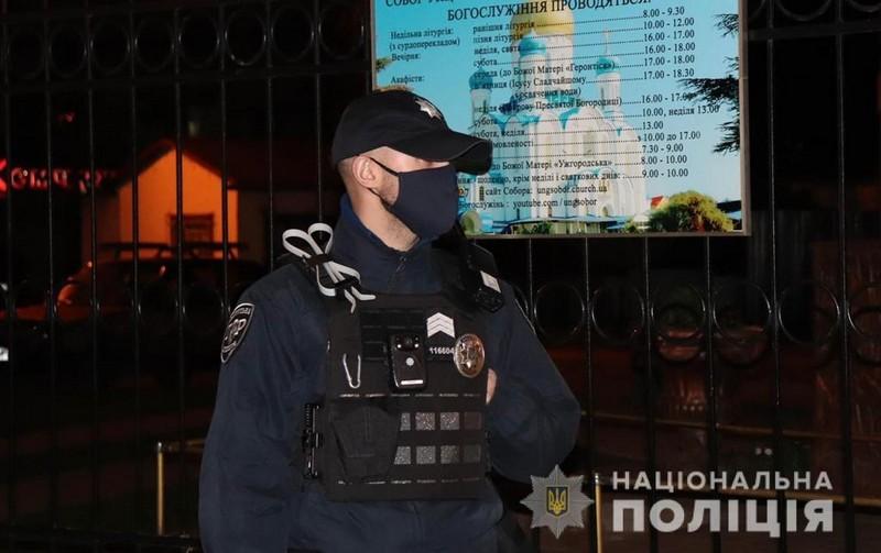Великдень 2021: біля храмів патрулюватимуть правоохоронці