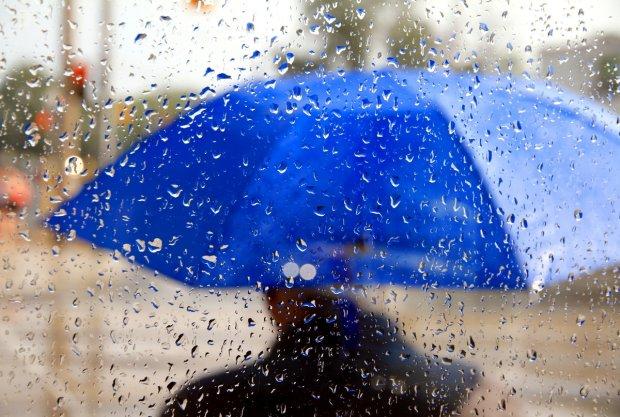На Великдень на Закарпатті оголосили штормове попередження
