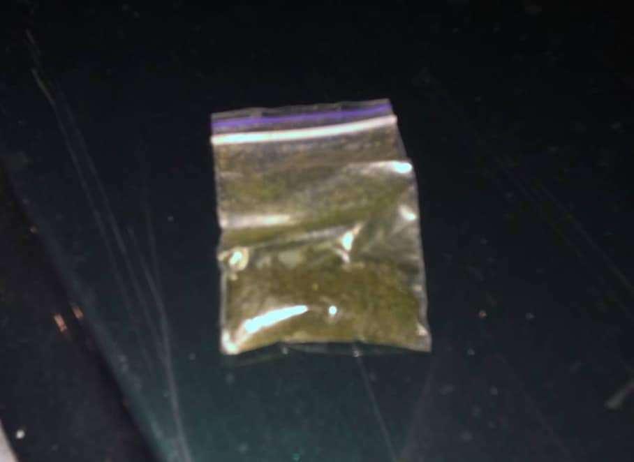 У пасажира автівки виявили наркотичні речовини