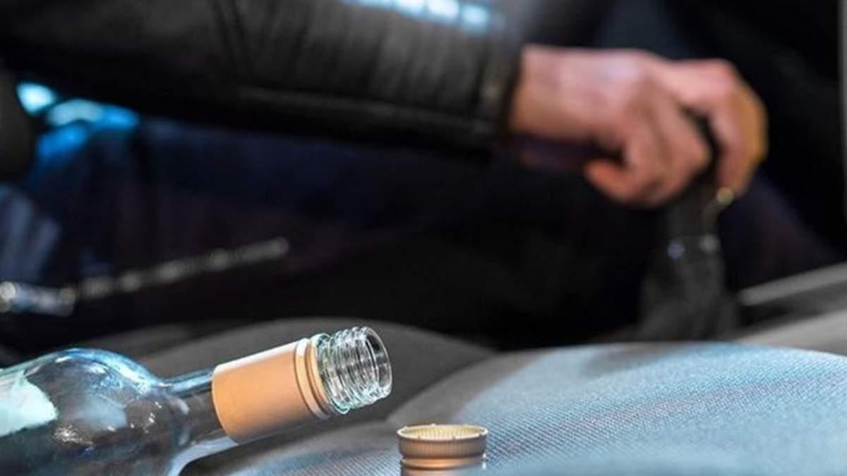 70 п'яних водіїв виявили під час Великодніх свят у Закарпатті