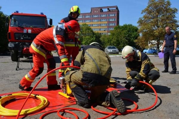 Як закарпатські рятувальники наближаються до європейських стандартів