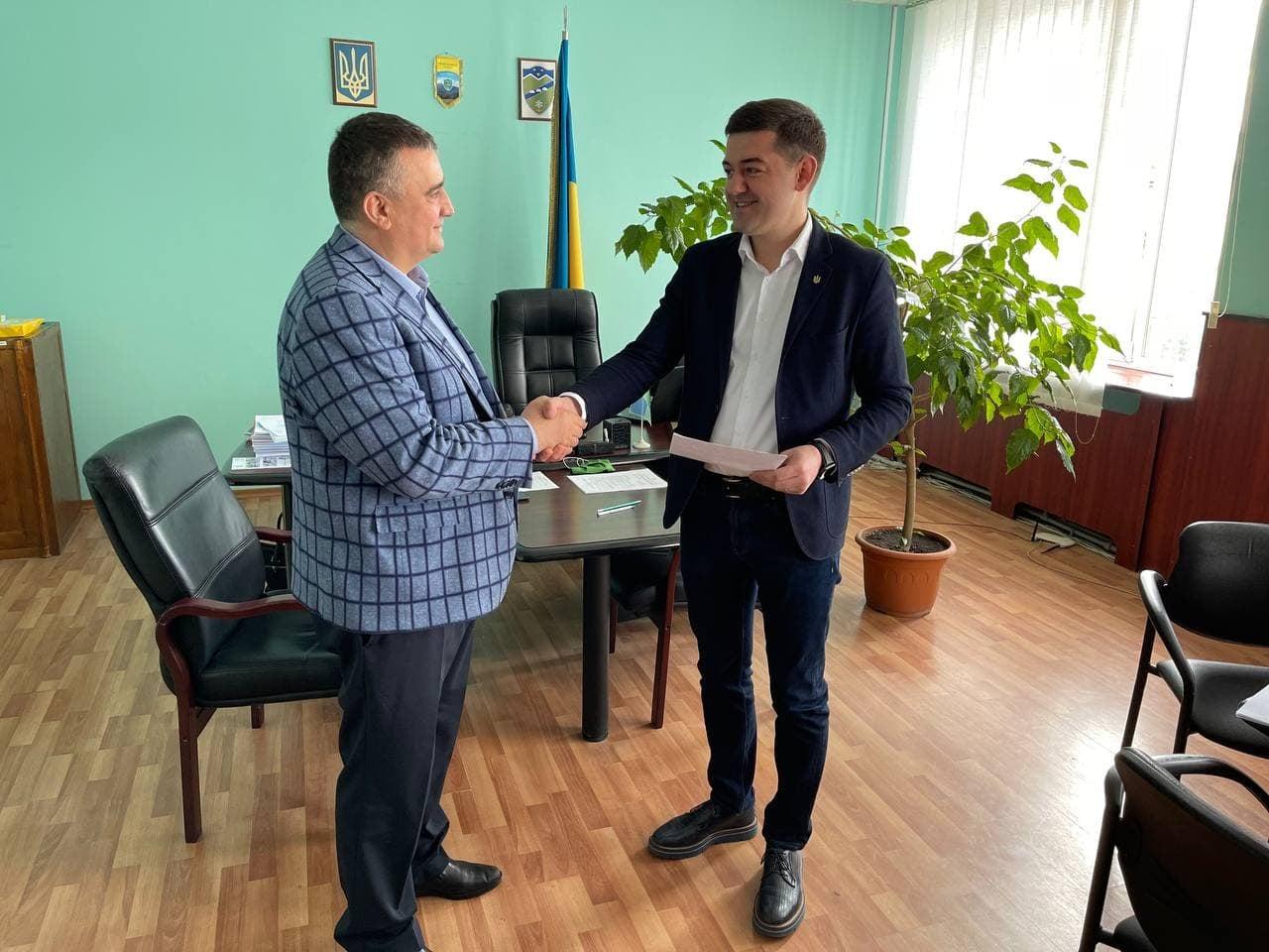 Відомо, кого голова Мукачівської РДА Едгар Токар призначив своїм заступником