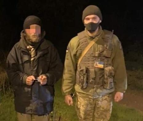 На кордоні зі Словаччиною та Угорщиною затримали іноземців