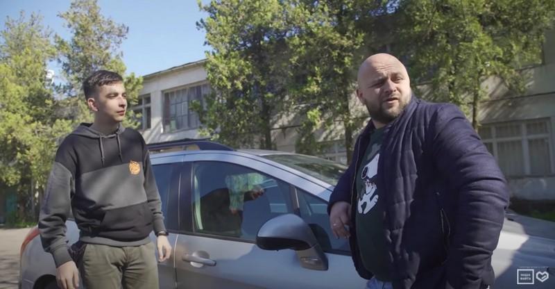 """Типи автоперекупів: кумедне відео від """"Нашої файти"""""""