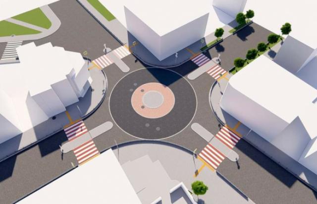 Що кажуть водії про нові кільцеві розв'язки у Мукачеві