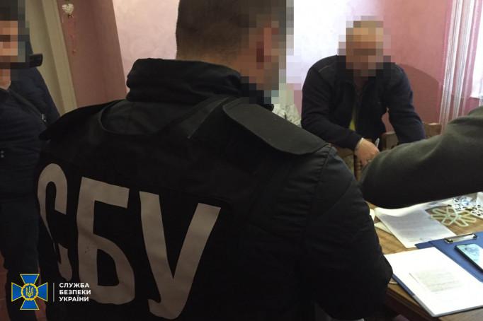 СБУ викрила закарпатця, який закликав до зміни меж території України