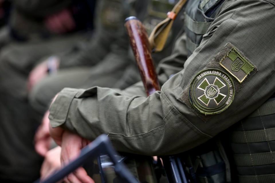 Вулиці Мукачева знову патрулюватиме нацгвардія