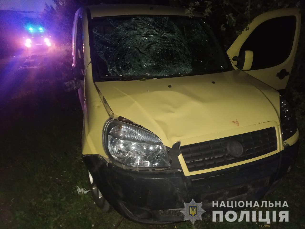 Жахлива аварія у Берегівському районі: один із потерпілих перебуває у реанімації