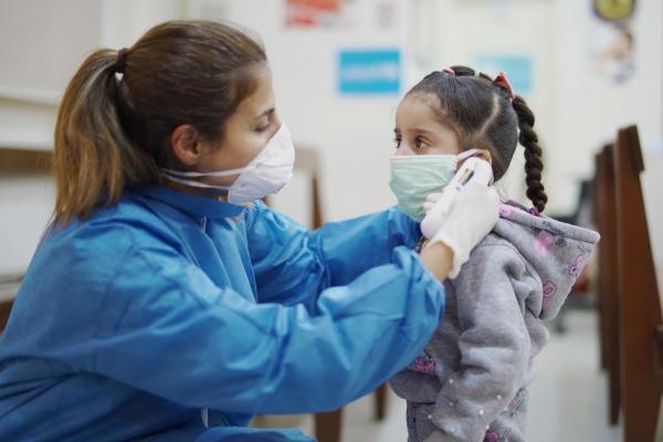 На Закарпатті у 10 дітей виявили коронавірус