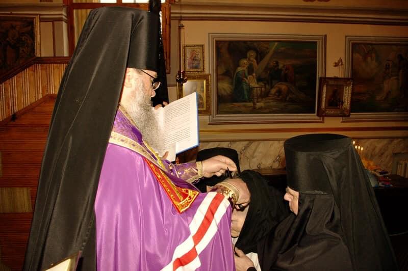 Митрополит Феодор сповістив про смерть поважної насельниці монастиря