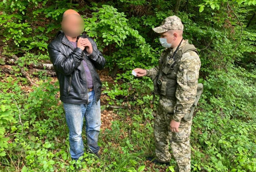 Двоє громадян Чехії намагались нелегально пробратись в Україну