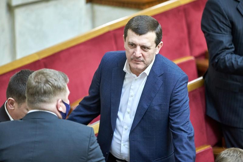 Василь Петьовка виступив за криміналізацію контрабанди