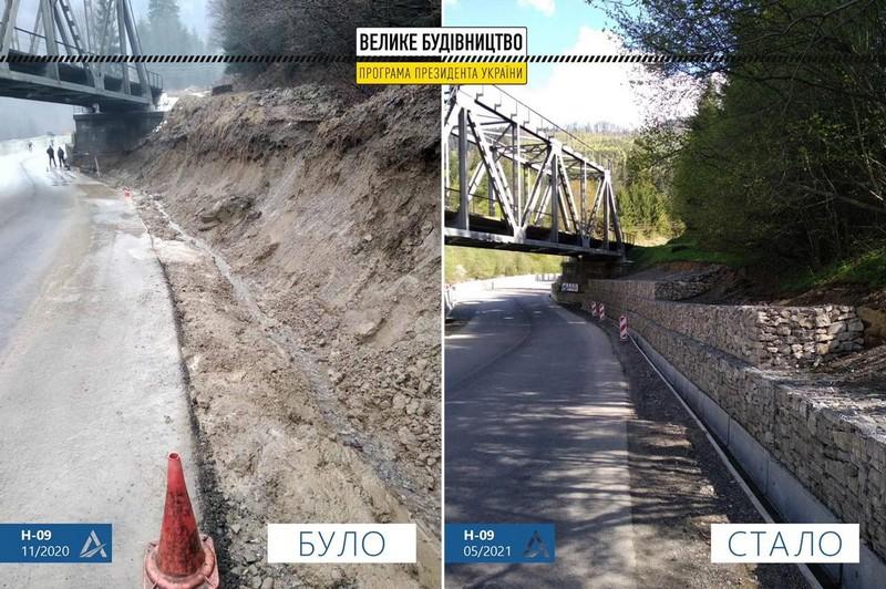 Триває ремонт однієї з найдовших доріг краю