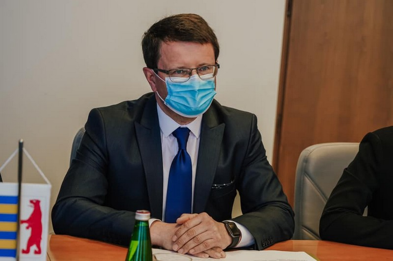 Голова Закарпатської ОДА разом із командою відвідав сусідню Словаччину
