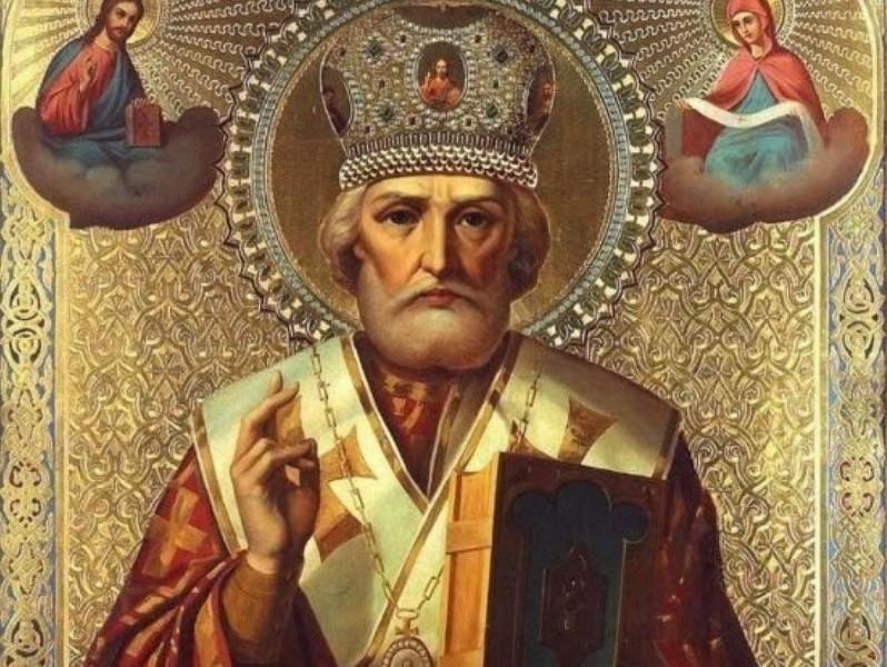 22 травня свято: привітання із днем святого Миколая Чудотворця