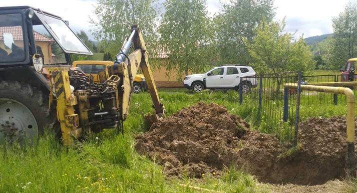 Майже 1000 споживачів на Свалявщині залишились без газу