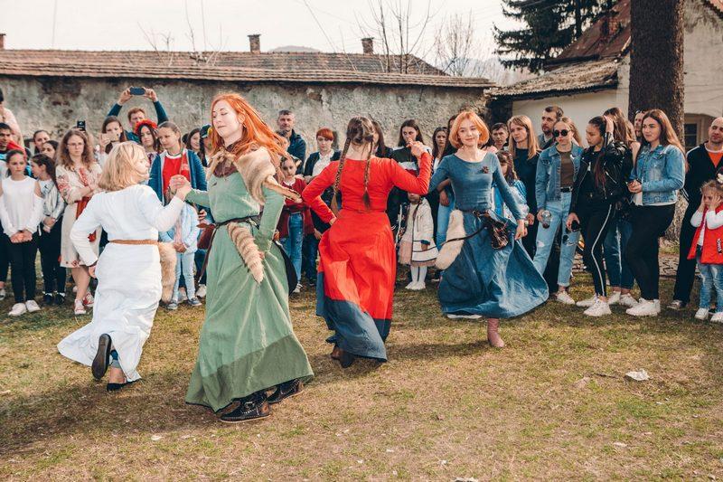 Лицарські бої та тематичні розваги: на Закарпатті відбудеться середньовічний фестиваль