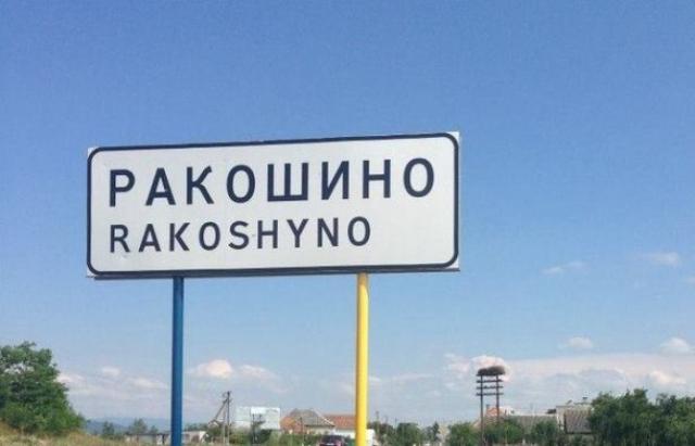 У селі Ракошино на трасі Київ-Чоп сталась аварія