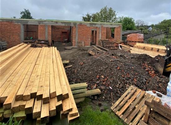 В одному із селищ Закарпаття будують нову амбулаторію