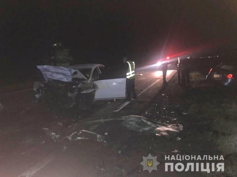 Вночі неподалік Мукачева сталась моторошна ДТП. Загинуло двоє людей