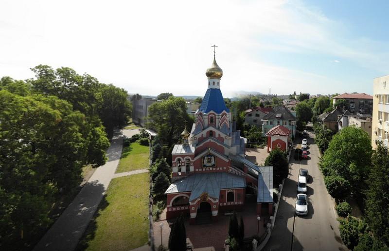 В обласному центрі презентують видання, присвячене 100-річчю відродження Православ'я в Ужгороді
