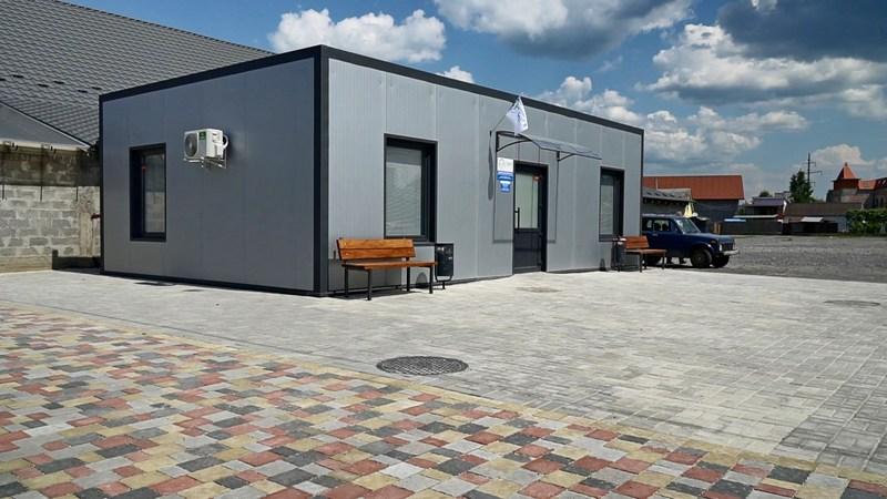 У Мукачеві відкрили нові модульні амбулаторії