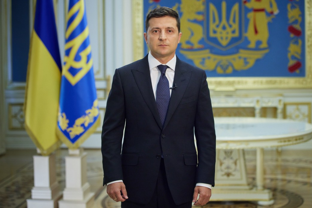 Президент Зеленський розповів, чи розпустить Раду