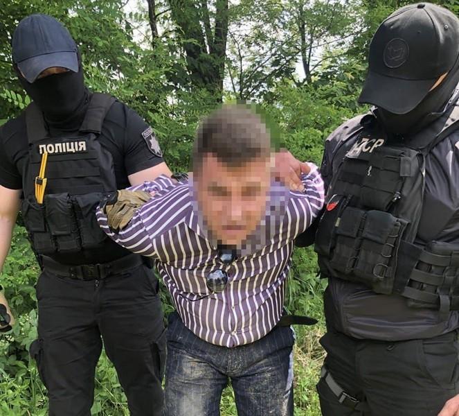 На Закарпатті затримали організатора викрадення і вбивства бізнесмена