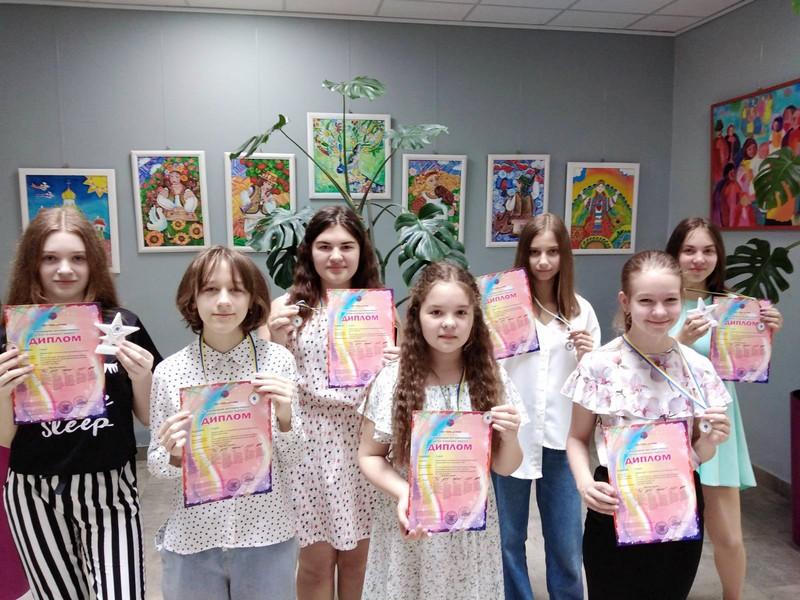 Мукачівки здобули призові місця на фестивалі-конкурсі дитячої та юнацької творчості