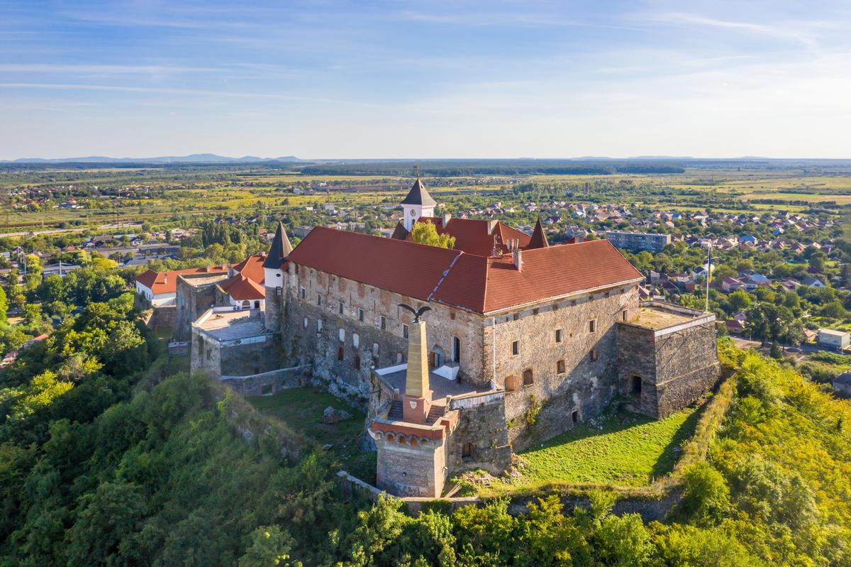Замок Паланок Мукачево – ціна за вхід з 1 липня 2021 року зросла