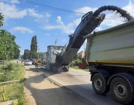 Розпочато ремонт дороги Берегово – Виноградів – Велика Копаня