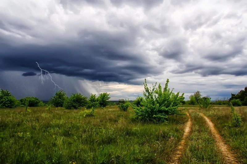 Закарпаття до кінця дня накриють грози та зливи