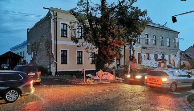 Чехія знову потерпає від негоди