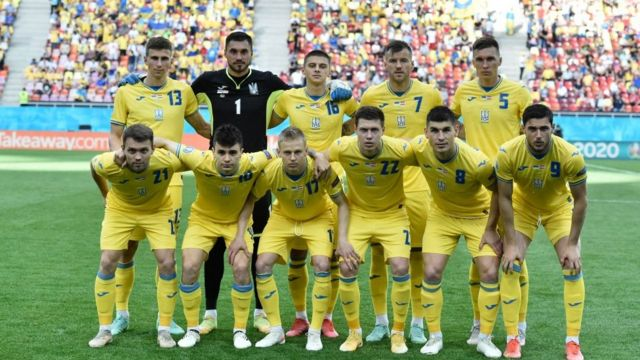 Україна – Англія: де дивитися матч