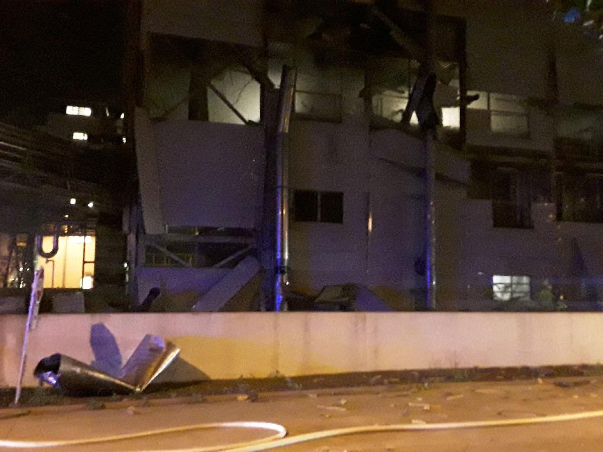 На одному із заводів Чехії стався вибух. Є постраждалі