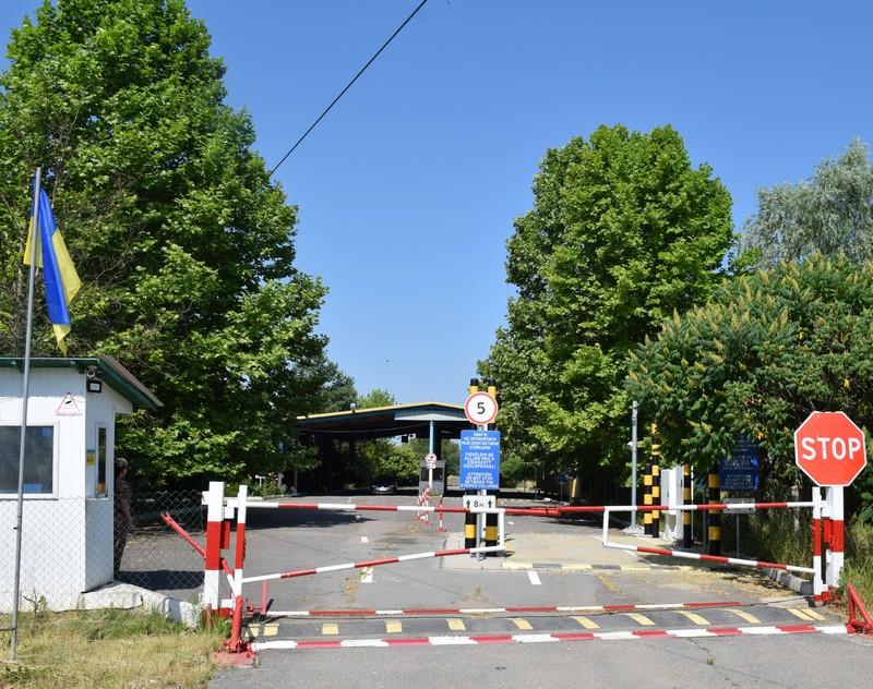 Два КПП на кордоні з Угорщиною відновили свою роботу