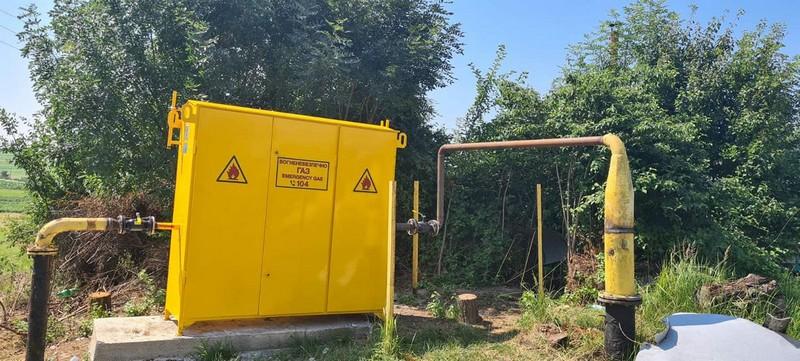 В одному із сіл Закарпаття люди залишились без газу