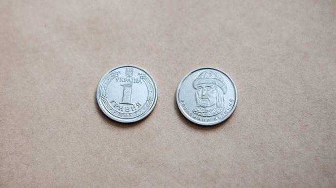 Монети номіналом 1 та 2 гривні змінять дизайн