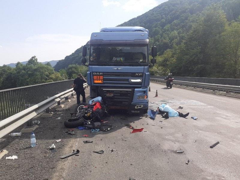 Загинув миттєво: на Закарпатті сьогодні сталась жахлива аварія