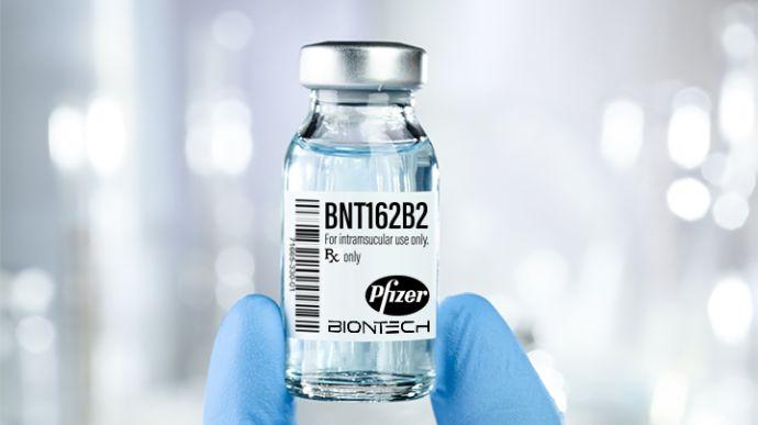 Вакцина Pfizer відтепер доступна для всіх охочих українців
