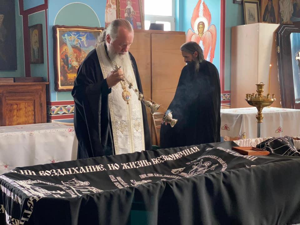 У Мукачеві померла старійша насельниця Свято-Миколаївського монастиря