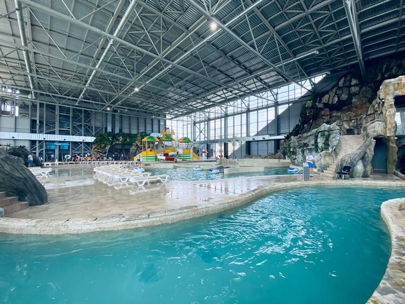 Аквапарк Карпатія Мукачево: ціни 2021, графік роботи, адреса та контакти