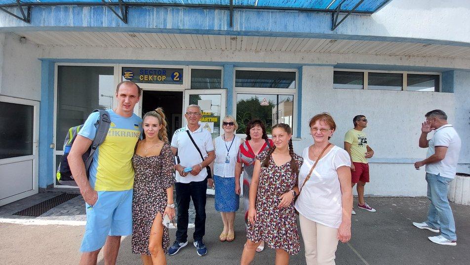 Закарпатський фехтувальник Анатолій Герей відправився на Олімпійські ігри